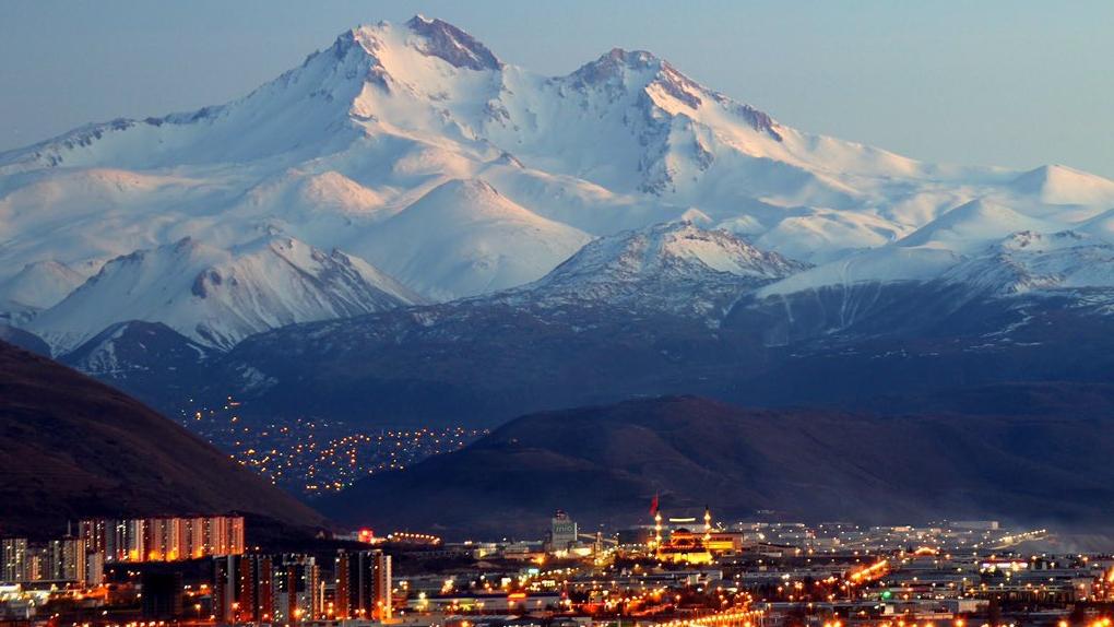 Berge Türkei